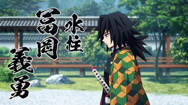 Vì sao Thủy Trụ Giyu lại khiến fan Kimetsu no Yaiba phát cuồng trong những tập anime vừa qua? - Ảnh 2.