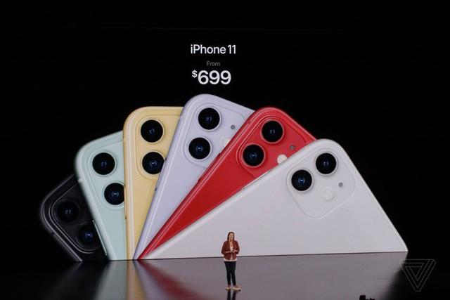 iPhone 11 chính thức ra mắt với chip mới mạnh mẽ, pin trâu nhưng giá rẻ chỉ hơn 16 triệu đồng - Ảnh 6.