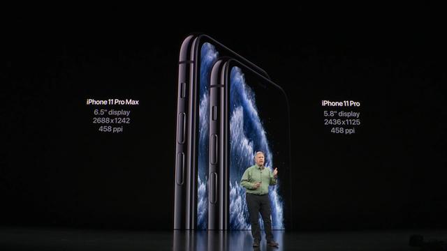 iPhone 11 Pro cùng iPhone 11 Pro Max: Giá đắt cái gì cũng ngon - Ảnh 2.