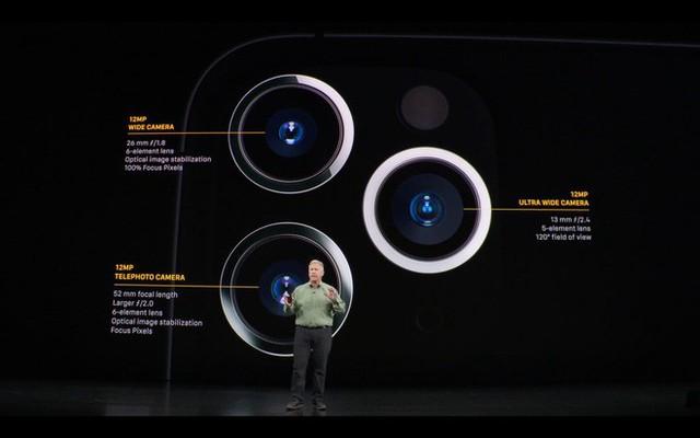 iPhone 11 Pro cùng iPhone 11 Pro Max: Giá đắt cái gì cũng ngon - Ảnh 5.