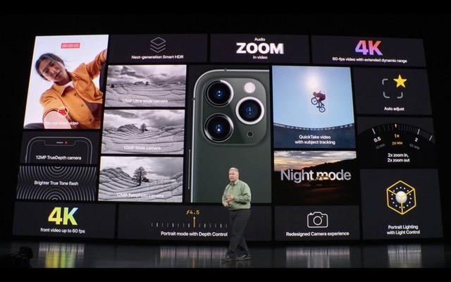 iPhone 11 Pro cùng iPhone 11 Pro Max: Giá đắt cái gì cũng ngon - Ảnh 6.