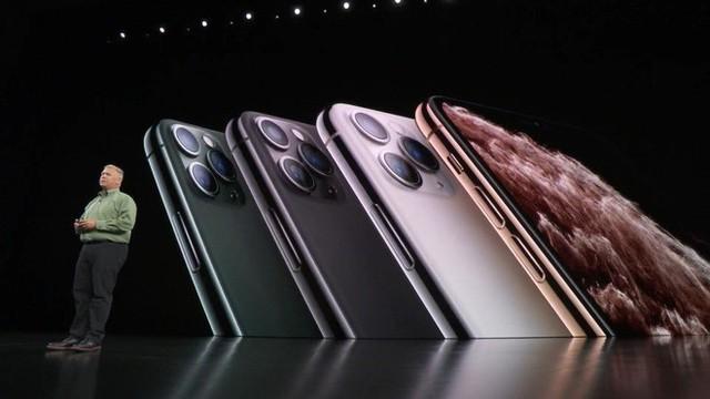 iPhone 11 Pro cùng iPhone 11 Pro Max: Giá đắt cái gì cũng ngon - Ảnh 1.