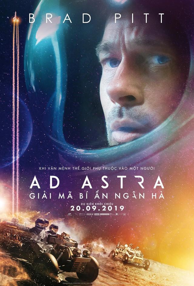 Những lý do bạn không thể bỏ qua Ad Astra, siêu phẩm không gian xuất chiến tháng 9 năm nay - Ảnh 1.
