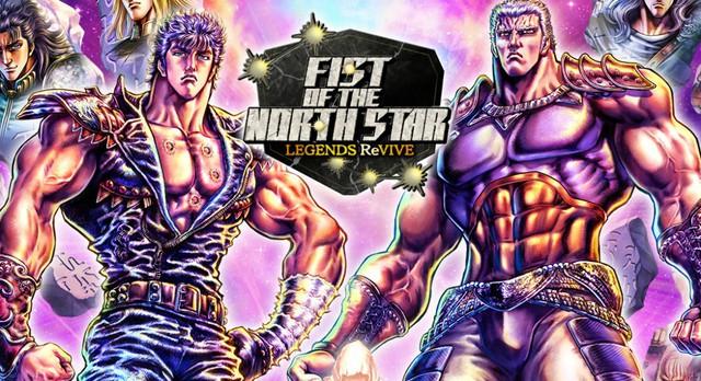 Fist of the North Star LEGENDS ReVIVE – Game mobile RPG mới dựa trên series manga nổi tiếng đã xuất hiện - Ảnh 1.