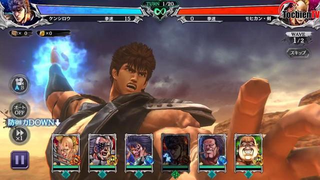 Fist of the North Star LEGENDS ReVIVE – Game mobile RPG mới dựa trên series manga nổi tiếng đã xuất hiện - Ảnh 2.
