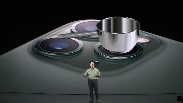 iPhone 11 vừa ló mặt đã dính 2 gáo nước lạnh siêu to, liên tục làm trò cười cho thiên hạ - Ảnh 3.