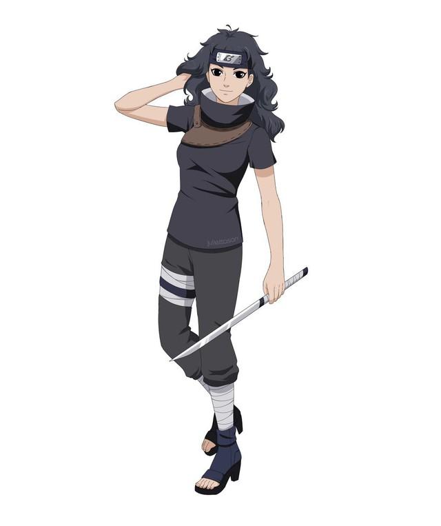 Naruto: Phiên bản chuyển giới nóng bỏng của các mỹ nam tộc Uchiha có làm fan lo lắng - Ảnh 11.
