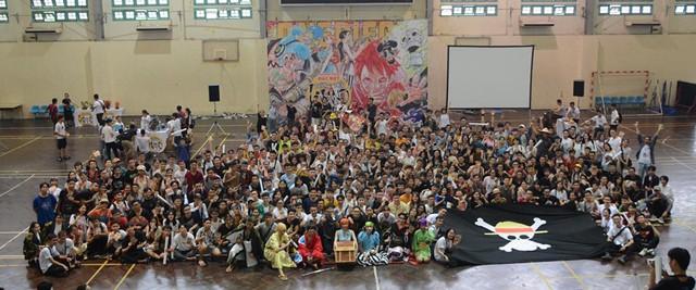 Sự kiện Đường tới Wano Quốc - Buổi offline lớn nhất từ trước tới nay của One Piece VN - Ảnh 16.
