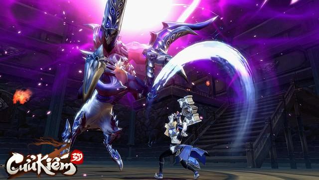 Cửu Kiếm 3D: Bom tấn kiếm hiệp hạng nặng do Tencent phát hành tại Trung Quốc chính thức về Việt Nam - Ảnh 3.