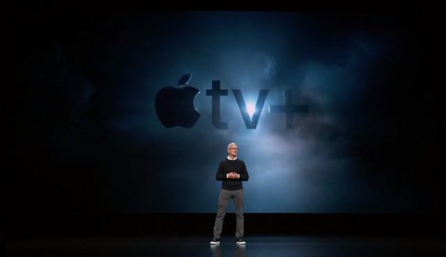 Bên cạnh Iphone 11, Apple chơi lớn tung ra hàng loạt dịch vụ truyền hình cạnh tranh với Disney+ và Netflix - Ảnh 1.