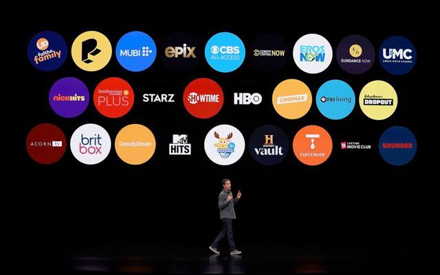 Bên cạnh Iphone 11, Apple chơi lớn tung ra hàng loạt dịch vụ truyền hình cạnh tranh với Disney+ và Netflix - Ảnh 3.