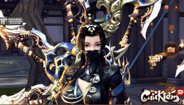 Cửu Kiếm 3D: Bom tấn kiếm hiệp hạng nặng do Tencent phát hành tại Trung Quốc chính thức về Việt Nam - Ảnh 8.