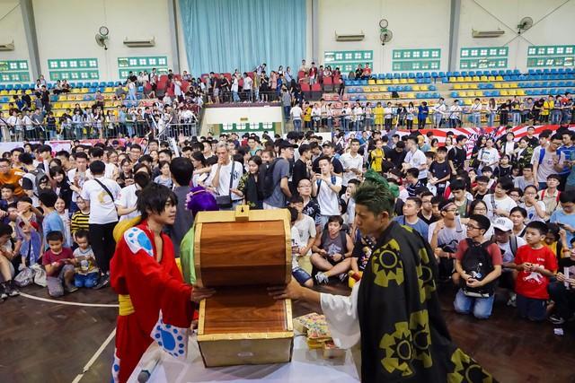 Sự kiện Đường tới Wano Quốc - Buổi offline lớn nhất từ trước tới nay của One Piece VN - Ảnh 9.