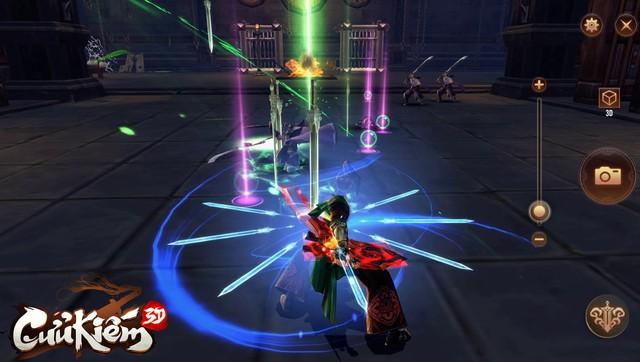 Cửu Kiếm 3D: Bom tấn kiếm hiệp hạng nặng do Tencent phát hành tại Trung Quốc chính thức về Việt Nam - Ảnh 5.
