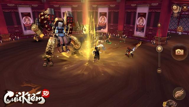 Cửu Kiếm 3D: Bom tấn kiếm hiệp hạng nặng do Tencent phát hành tại Trung Quốc chính thức về Việt Nam - Ảnh 6.