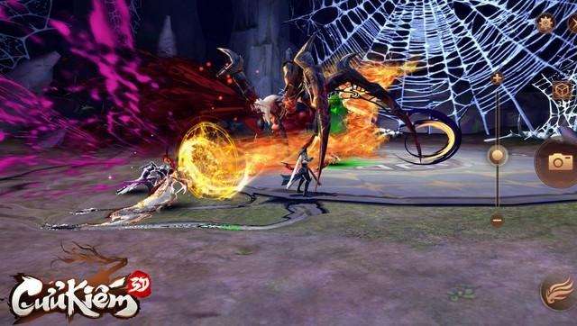 Cửu Kiếm 3D: Bom tấn kiếm hiệp hạng nặng do Tencent phát hành tại Trung Quốc chính thức về Việt Nam - Ảnh 7.