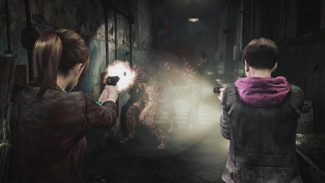 Nhịn uống 3 cốc trà đá, đủ tiền mua game kinh dị siêu đỉnh - Resident Evil Revelations 2 - Ảnh 1.