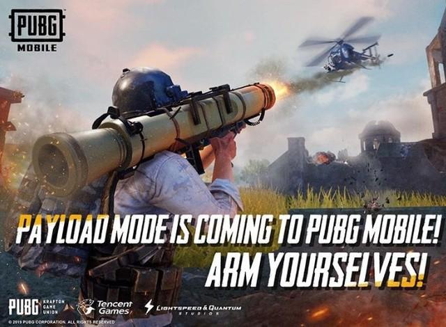 PUBG Mobile rục rịch ra mắt chế độ dùng Rocket bắn hạ cả trực thăng như phim hành động - Ảnh 1.
