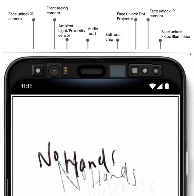 Trên tay Google Pixel 4 XL chưa ra mắt nhưng đã bị lộ tại Việt Nam - Ảnh 18.