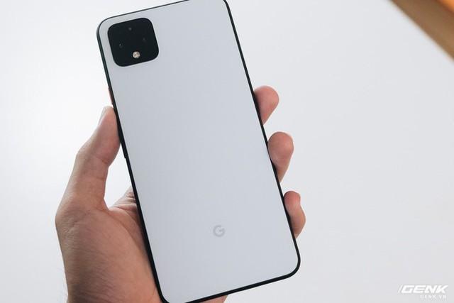 Trên tay Google Pixel 4 XL chưa ra mắt nhưng đã bị lộ tại Việt Nam - Ảnh 6.