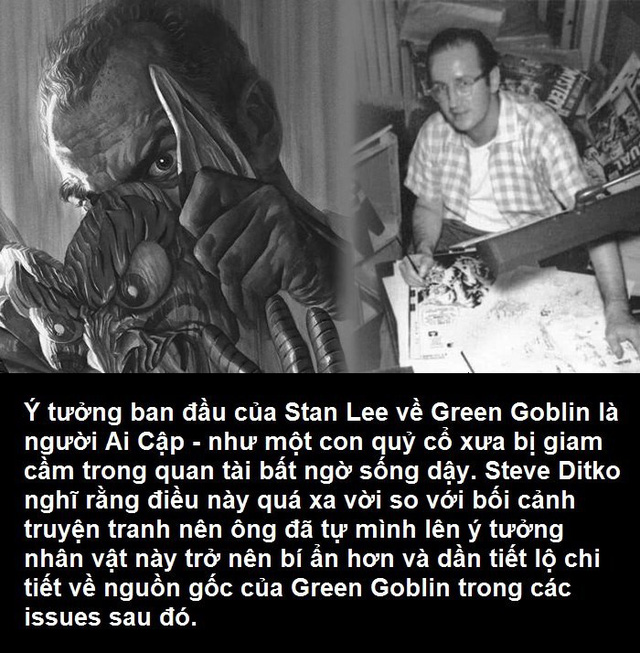 Tất tần tật thông tin về Stan Lee và Steve Ditko, 2 con người tuyệt vời đã tạo ra Spider-Man - Ảnh 3.