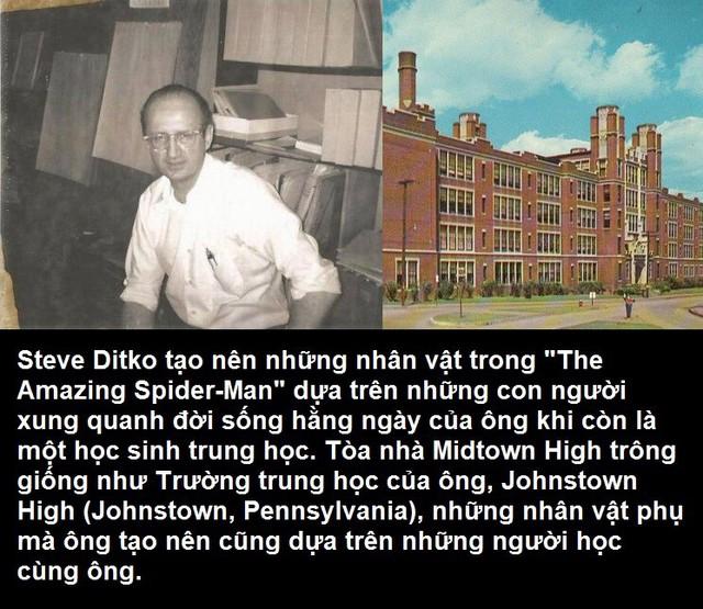 Tất tần tật thông tin về Stan Lee và Steve Ditko, 2 con người tuyệt vời đã tạo ra Spider-Man - Ảnh 8.