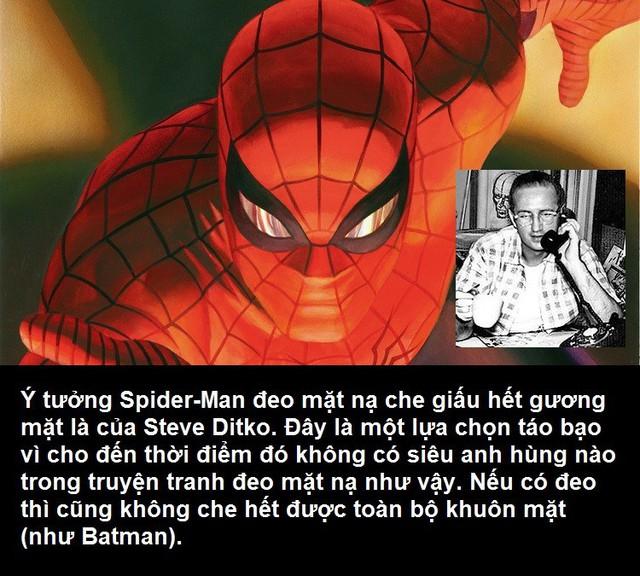 Tất tần tật thông tin về Stan Lee và Steve Ditko, 2 con người tuyệt vời đã tạo ra Spider-Man - Ảnh 4.
