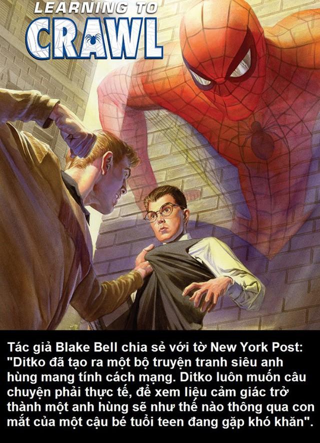 Tất tần tật thông tin về Stan Lee và Steve Ditko, 2 con người tuyệt vời đã tạo ra Spider-Man - Ảnh 18.