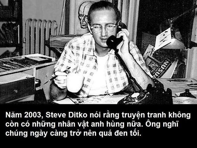 Tất tần tật thông tin về Stan Lee và Steve Ditko, 2 con người tuyệt vời đã tạo ra Spider-Man - Ảnh 16.