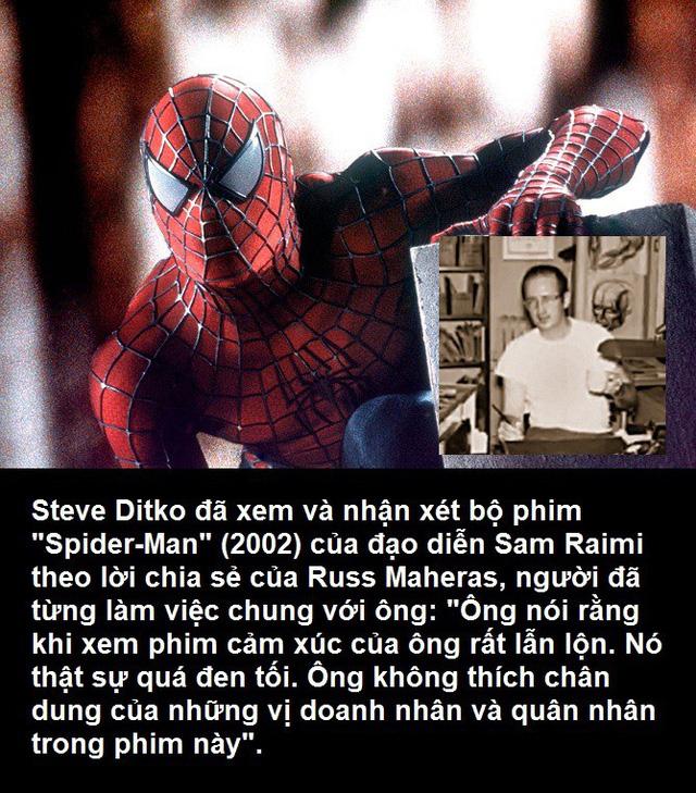 Tất tần tật thông tin về Stan Lee và Steve Ditko, 2 con người tuyệt vời đã tạo ra Spider-Man - Ảnh 13.
