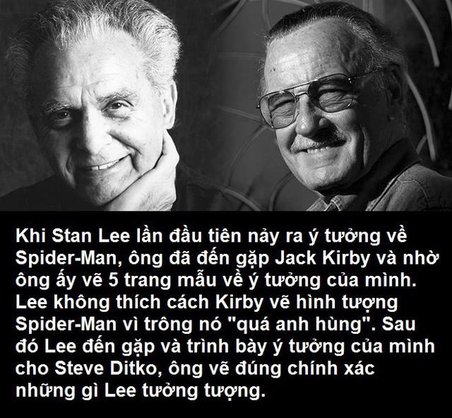 Tất tần tật thông tin về Stan Lee và Steve Ditko, 2 con người tuyệt vời đã tạo ra Spider-Man - Ảnh 1.