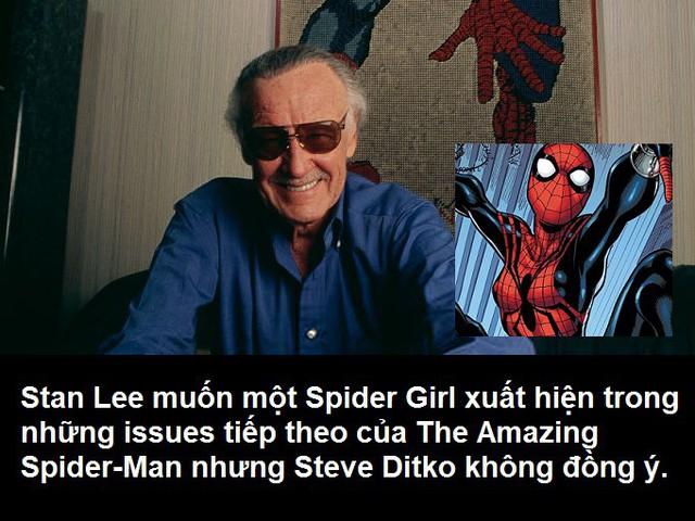 Tất tần tật thông tin về Stan Lee và Steve Ditko, 2 con người tuyệt vời đã tạo ra Spider-Man - Ảnh 6.
