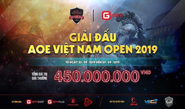 Bất chấp tin đồn 90% không tham dự, Chim Sẻ Đi Nắng vẫn xuất hiện trong Trailer AoE Việt Nam Open 2019 do GTV tổ chức - Ảnh 1.