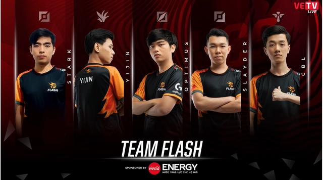 LMHT: Yijin và CBL – hai người hùng thầm lặng của Team Flash - Ảnh 1.