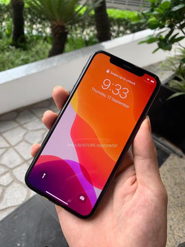 Đã có người Việt sở hữu iPhone 11 Pro dù Apple chưa bán - Ảnh 2.