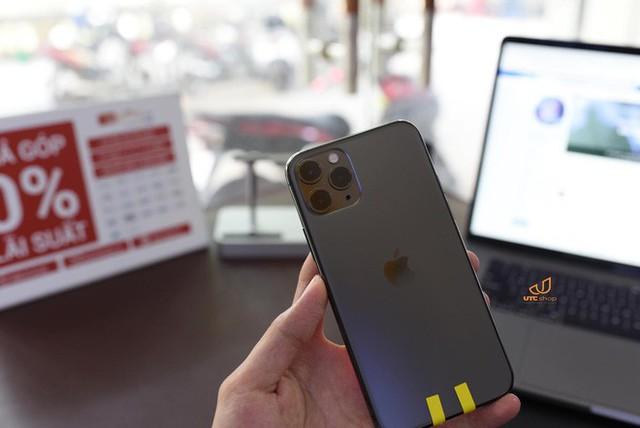 Đã có người Việt sở hữu iPhone 11 Pro dù Apple chưa bán - Ảnh 8.