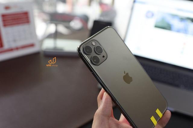Đã có người Việt sở hữu iPhone 11 Pro dù Apple chưa bán - Ảnh 10.