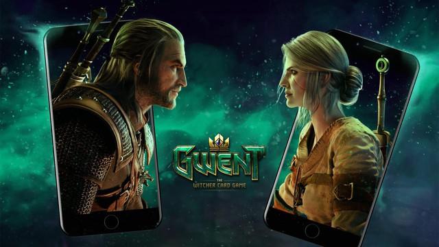 Game thẻ bài bom tấn dựa trên The Witcher: Gwent sắp ra mắt trên di động, hoàn toàn miễn phí - Ảnh 1.