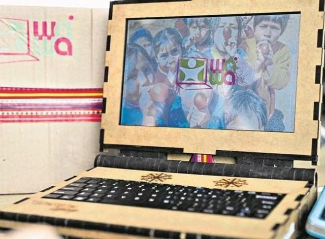 Công ty Peru này tạo ra những chiếc laptop bọc gỗ có một không hai, bền bỉ từ khi còn tiểu học đến lúc vào đại học - Ảnh 4.