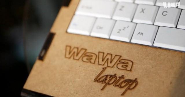 Công ty Peru này tạo ra những chiếc laptop bọc gỗ có một không hai, bền bỉ từ khi còn tiểu học đến lúc vào đại học - Ảnh 3.