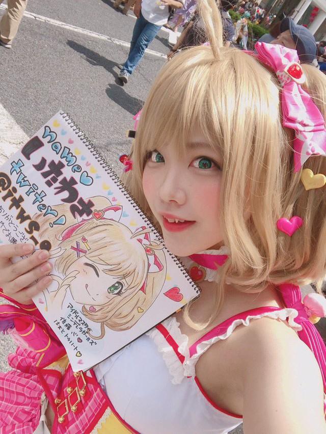 Nữ thần cosplayer xinh đẹp bỗng chốc khiến fan ú ớ, há hốc mồm sau pha pose ảnh đời thật không chỉnh sửa - Ảnh 7.