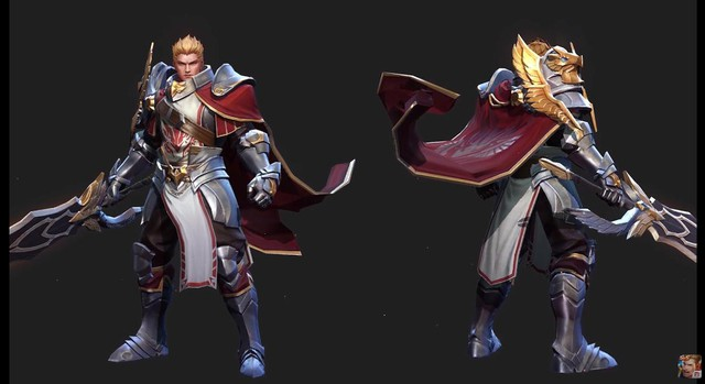 Liên Quân Mobile: Nếu Garena tặng FREE Arthur và Thane Mật Vụ ở Xưởng quà Moren, game thủ sẽ sốc - Ảnh 2.