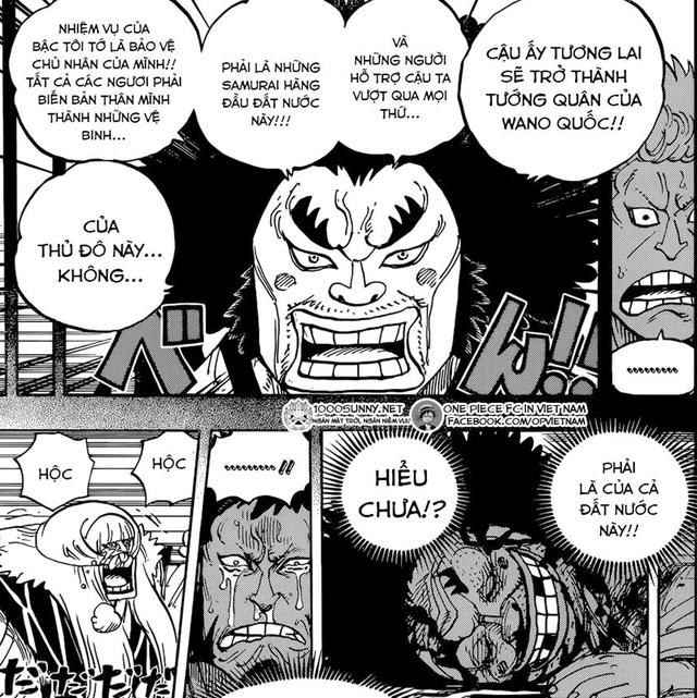 One Piece: Shinobu hay ai chính là kẻ phản bội phe liên minh? - Ảnh 2.