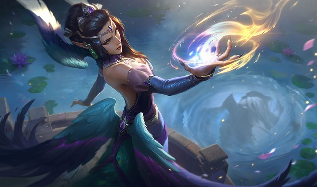 LMHT: Câu chuyện ẩn sau nhóm trang phục Tiên Hiệp sắp ra mắt - Morgana là vợ của Talon? - Ảnh 2.