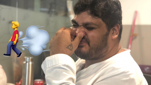 Người đàn ông Ấn Độ tổ chức cuộc thi xì hơi để bình thường hóa việc đánh ủm ở nơi công cộng - Ảnh 2.