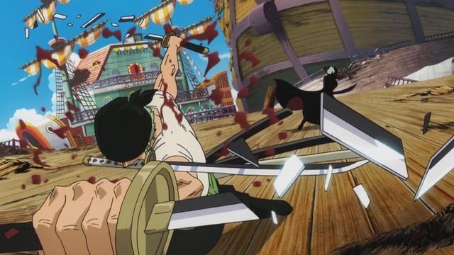 One Piece: Wado Ichimonji và những điều cần biết về thanh kiếm đồng hành lâu nhất với Zoro - Ảnh 3.