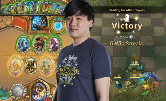 Tuyển thủ gốc Việt quăng game khi đang đánh giải do vừa thi đấu Hearthstone vừa chơi Auto Chess - Ảnh 1.