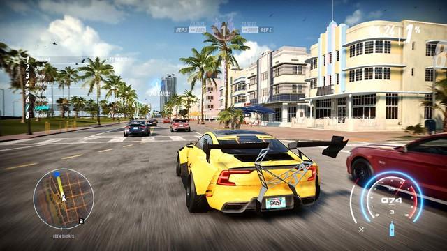 EA nhá hàng siêu phẩm Need for Speed: Heat cùng với hình ảnh ingame đẹp miễn bàn - Ảnh 3.