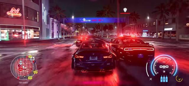 EA nhá hàng siêu phẩm Need for Speed: Heat cùng với hình ảnh ingame đẹp miễn bàn - Ảnh 4.