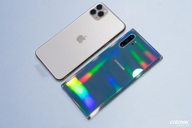 iPhone 11 Pro Max về Việt Nam trước ngày Apple mở bán - Ảnh 10.
